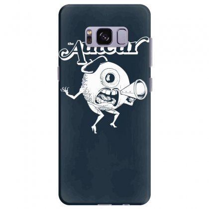 The Auteur Eyeball Samsung Galaxy S8 Plus Case Designed By Specstore