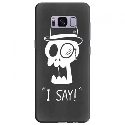 Swanky Skull Samsung Galaxy S8 Plus Case Designed By Specstore