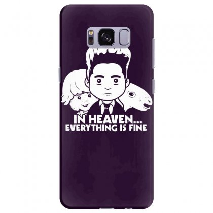 Saturday Morning Eraserhead Samsung Galaxy S8 Plus Case Designed By Specstore