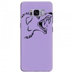 Screaming Mad Dog Samsung Galaxy S8 Plus Case | Artistshot
