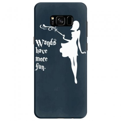 Wands Have More Fun Samsung Galaxy S8 Case Designed By Specstore