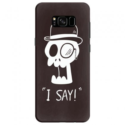 Swanky Skull Samsung Galaxy S8 Case Designed By Specstore