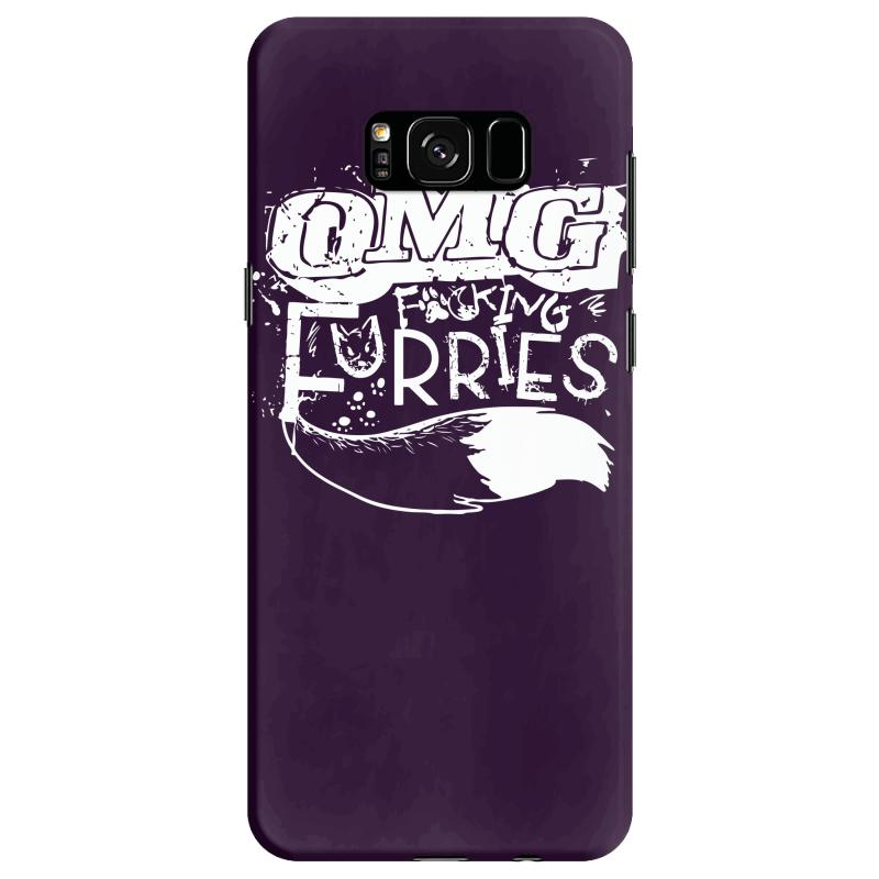 Omg Fucking Furries Samsung Galaxy S8 Case | Artistshot