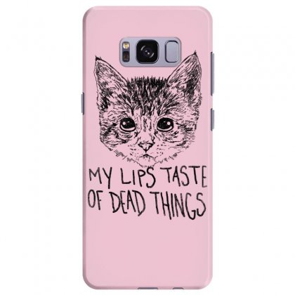 Morbid Kitten Samsung Galaxy S8 Plus Case Designed By Specstore