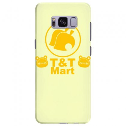 Animal Crossing T And T Mart Samsung Galaxy S8 Plus Case Designed By Specstore