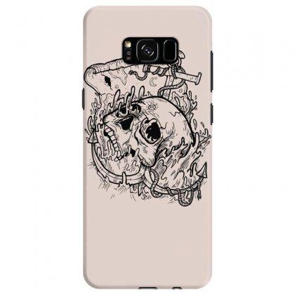 Memento Mori Samsung Galaxy S8 Case Designed By Specstore