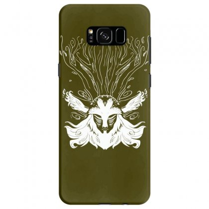 Forest Spirit Samsung Galaxy S8 Case Designed By Specstore