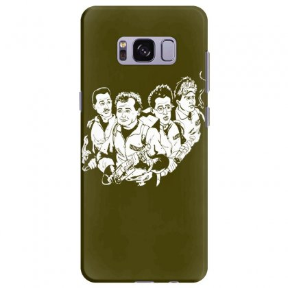 Who You Gonna Call Samsung Galaxy S8 Plus Case Designed By Specstore