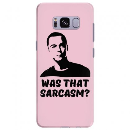 What That Sarcasm Samsung Galaxy S8 Plus Case Designed By Specstore