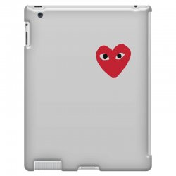 comme des garcons play iPad 3 and 4 Case | Artistshot