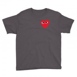 comme des garcons play Youth Tee | Artistshot