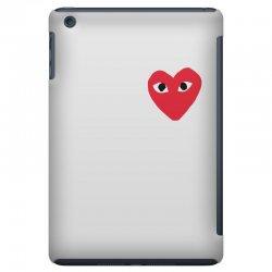 comme des garcons play iPad Mini Case | Artistshot