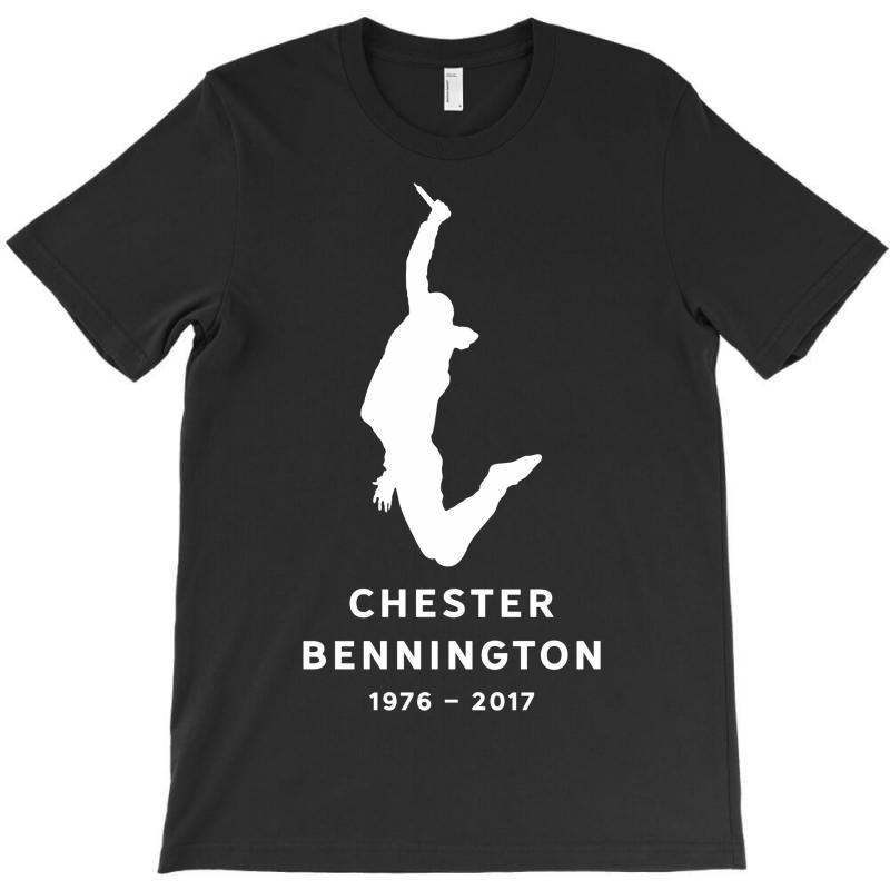 aee0549c6 Custom Rip Chester Bennington T-shirt By Tshiart - Artistshot