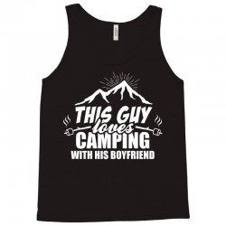 This Guy Loves Camping Tank Top | Artistshot