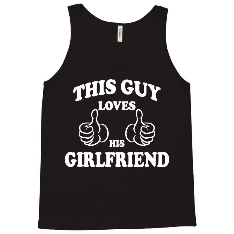 guy loves his girlfriend