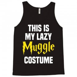 This Is My Lazy Muggle Costume Tank Top | Artistshot