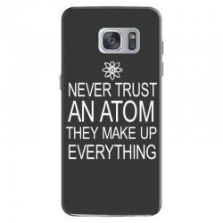 an atom Samsung Galaxy S7 Case | Artistshot