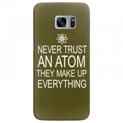 an atom Samsung Galaxy S7 Edge Case | Artistshot