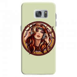music girl Samsung Galaxy S7 Case | Artistshot