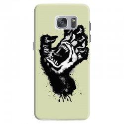 screaming hand werewolf Samsung Galaxy S7 Case | Artistshot