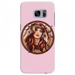 music girl Samsung Galaxy S7 Edge Case | Artistshot