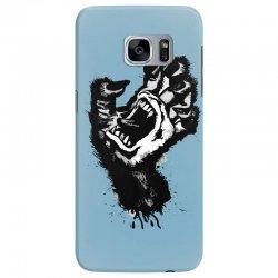 screaming hand werewolf Samsung Galaxy S7 Edge Case | Artistshot