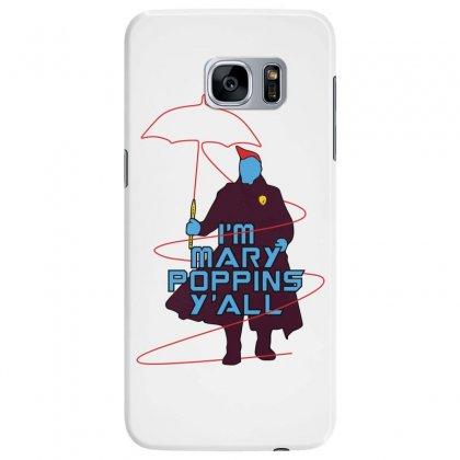 I'm Mary Poppins Y'all Samsung Galaxy S7 Edge Case Designed By Vr46