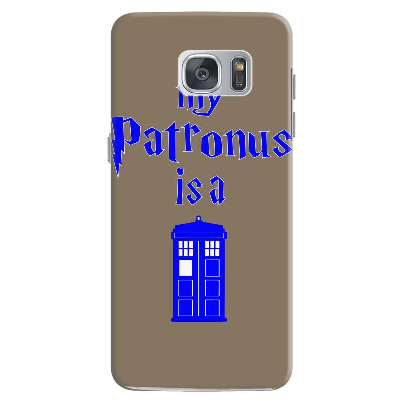 My Patronus Is A Tardis Samsung Galaxy S7 Case | Artistshot