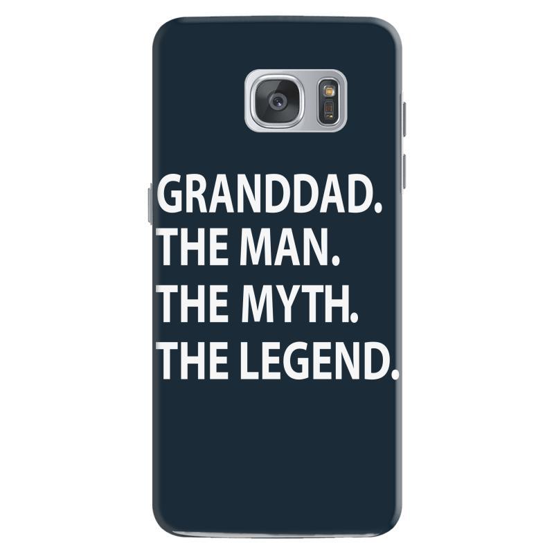 Granddad The Man The Myth The Legend Samsung Galaxy S7 Case | Artistshot