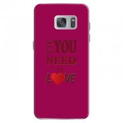 Love Samsung Galaxy S7 Case | Artistshot