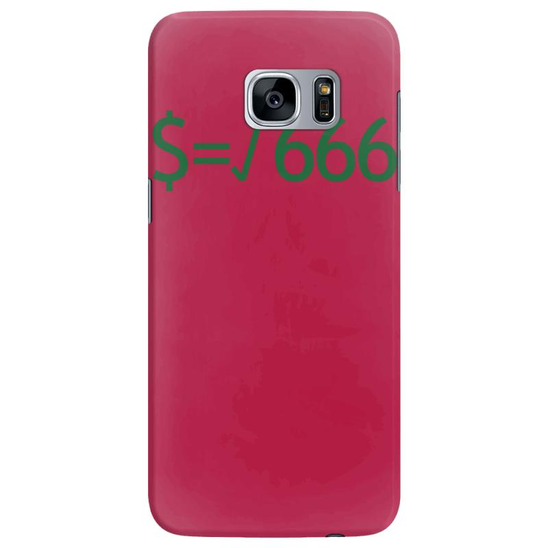Money Is The Root Of All Evil Samsung Galaxy S7 Edge Case  By Artistshot