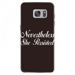 Neveretheless she persisted Samsung Galaxy S7 Case | Artistshot