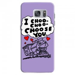 i choo choo choose you Samsung Galaxy S7 Case | Artistshot