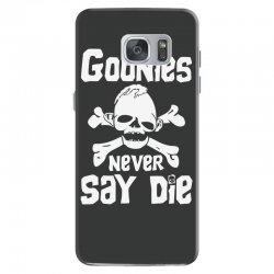 GOONIES NEVER Say DIE Samsung Galaxy S7 Case | Artistshot