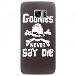 GOONIES NEVER Say DIE Samsung Galaxy S7 Edge Case | Artistshot