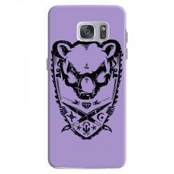 wild bear Samsung Galaxy S7 Case | Artistshot