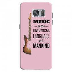 music quotes Samsung Galaxy S7 Case | Artistshot