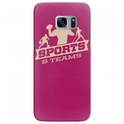 Sports And Teams Samsung Galaxy S7 Edge Case Designed By Buckstore