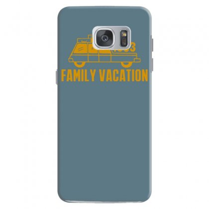 Family Vacation Samsung Galaxy S7 Case Designed By Ditreamx