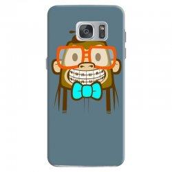 geek monkey Samsung Galaxy S7 Case | Artistshot
