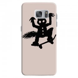 wild thing on a skateboard Samsung Galaxy S7 Case | Artistshot