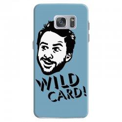 wild card Samsung Galaxy S7 Case | Artistshot