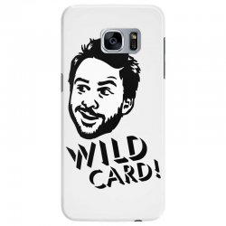 wild card Samsung Galaxy S7 Edge Case | Artistshot