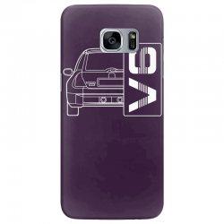 renault clio sport v6 sports car Samsung Galaxy S7 Edge Case | Artistshot
