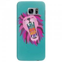 Wild Side Hippies Samsung Galaxy S7 Edge Case | Artistshot