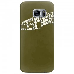 nissan skyline gtr gt r sports car Samsung Galaxy S7 Edge Case   Artistshot