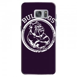 Bulldog Sports Team Samsung Galaxy S7 Case | Artistshot
