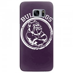 Bulldog Sports Team Samsung Galaxy S7 Edge Case | Artistshot