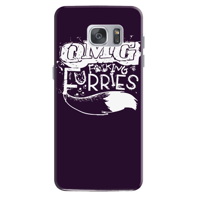 Omg Fucking Furries Samsung Galaxy S7 Case | Artistshot