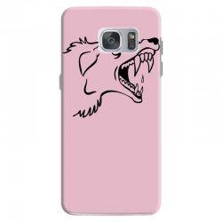 Screaming Mad Dog Samsung Galaxy S7 Case | Artistshot